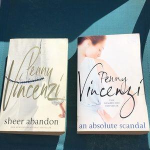 Books,Penny Vincenzi author